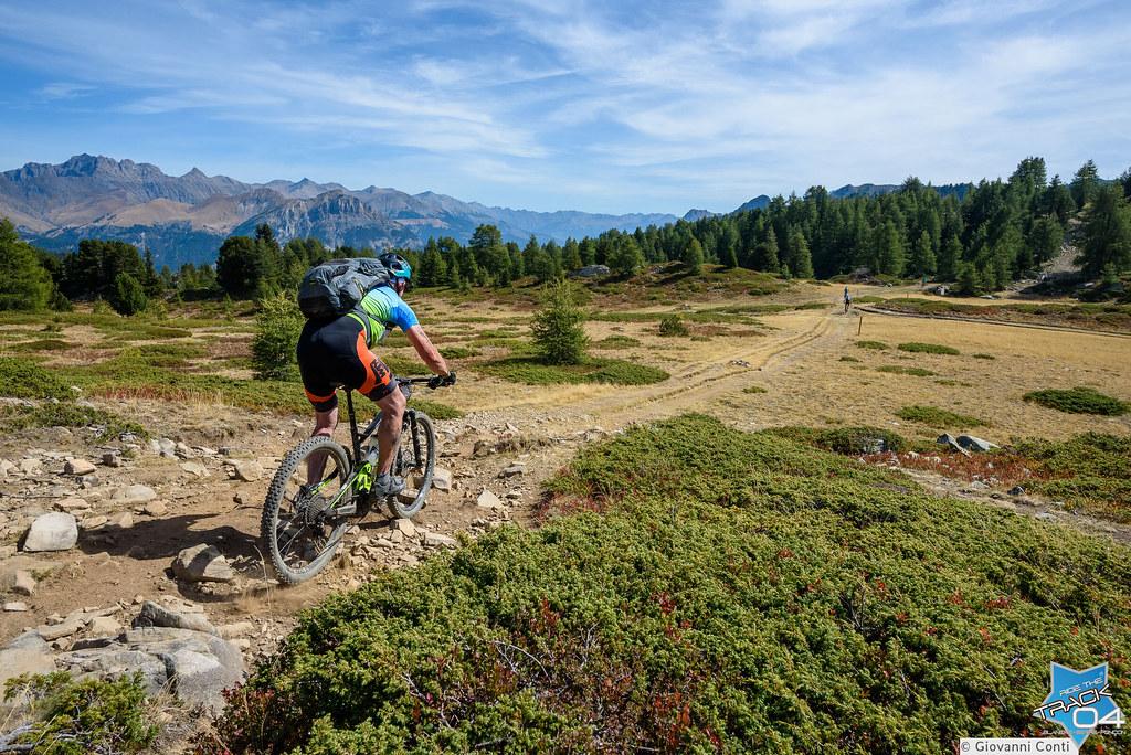 Ride The Track 04 Blanche - Serre-Ponçon (Day 3) by Giovanni Conti