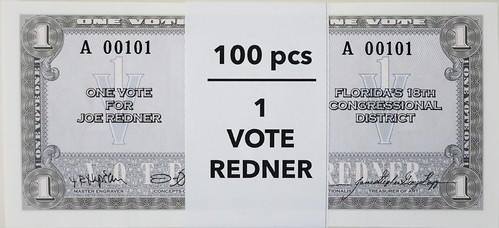 Redner 1 Vote 2016 Band