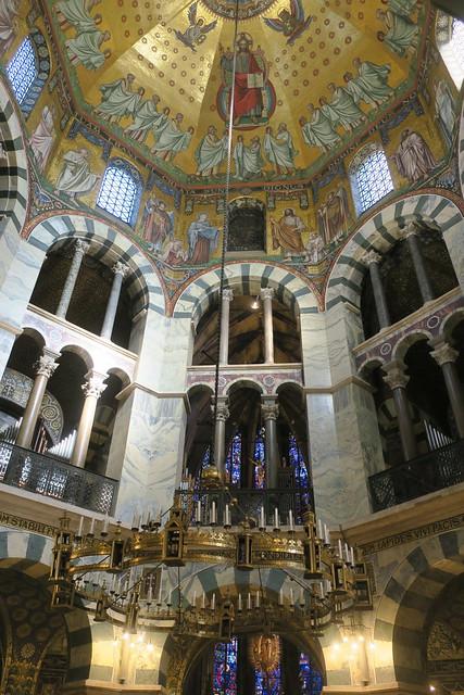 Chapelle palatine d'Aix-la-Chapelle