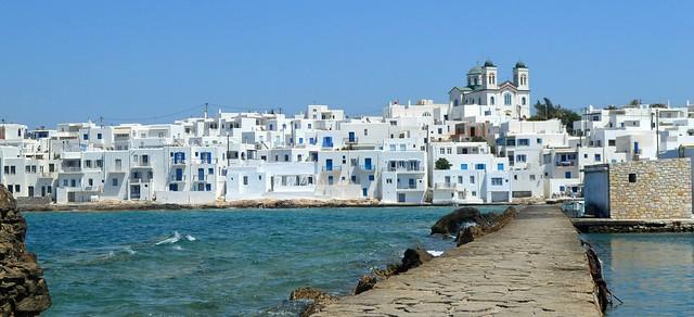 Naousa, sull'isola di Paros