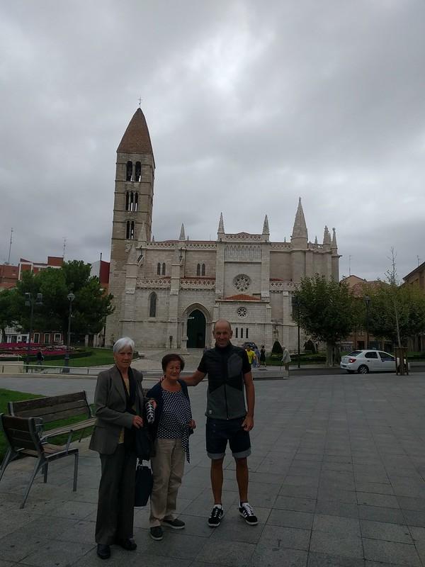 Iglesia de Santa María de la Antigua