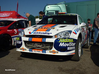 Focus WRC