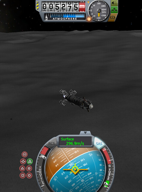 08 approach for landing (jsk6ld)