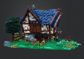 Blacksmith's Workshop - Back