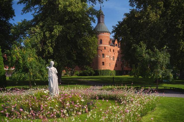 Gripsholm Castle gardens