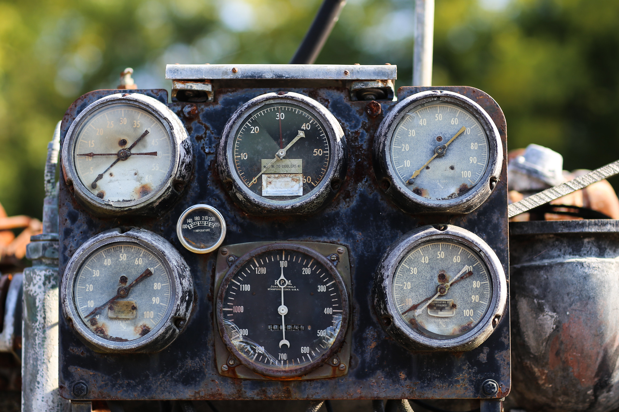guages and dials