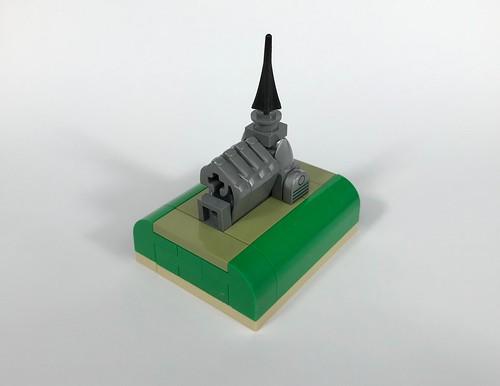 Hand church