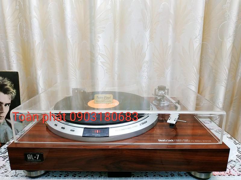 Turntable Cơ mâm đĩa than thích thú phần nghe ==>> thỏa mãn phần nhìn - 17