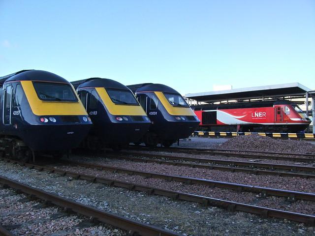 43151+43183+43031+43277 Aberdeen Clayhills depot. 21-9-19