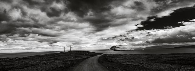 Faroe Panoramic View (II)