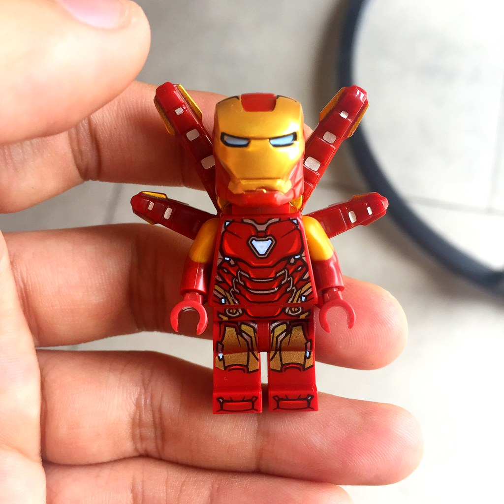 Iron Man (Mark 85)