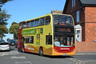 Go Ahead East Yorkshire 725, YX57BWG.