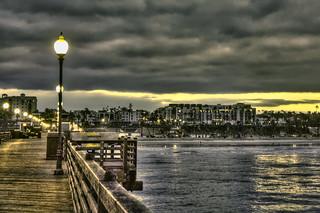 O'Side Pier Sunrise 21-4-20-19