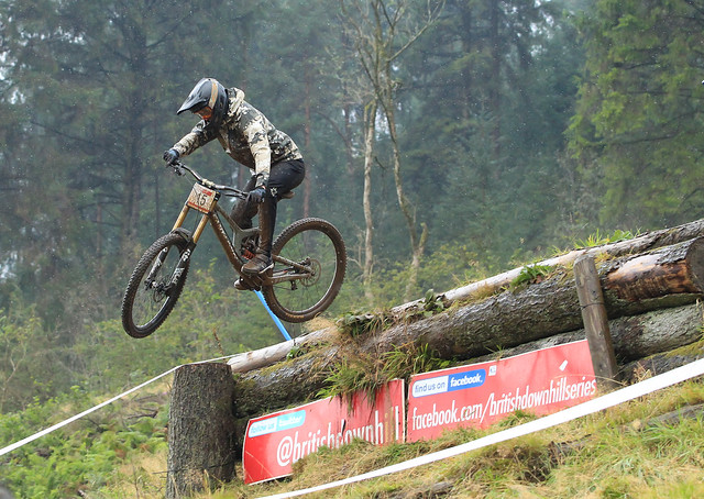 HSBC UK | National DH Series | 2019 - R5 Ae Forest