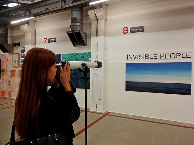 A la recherche des invisibles