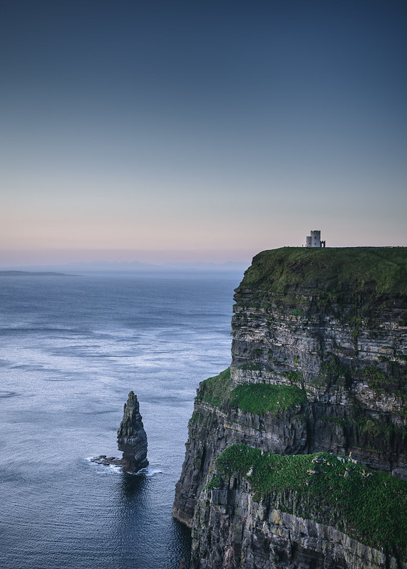 O'Briens Tower, Cliffs of Moher, Co.Clare, Ireland