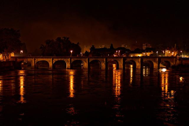 pont henri IV ,Chatellerault