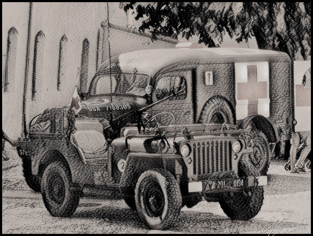 Ajaccio citadelle - A Bandera véhicules 920_Tpz_AI_cool-relic hd