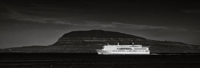 Faroe Panoramic View (III)