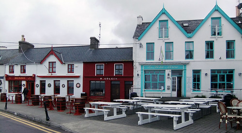 Pubs in Baltimore, Ireland