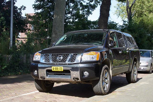 2010 Nissan Titan 5.6 V8