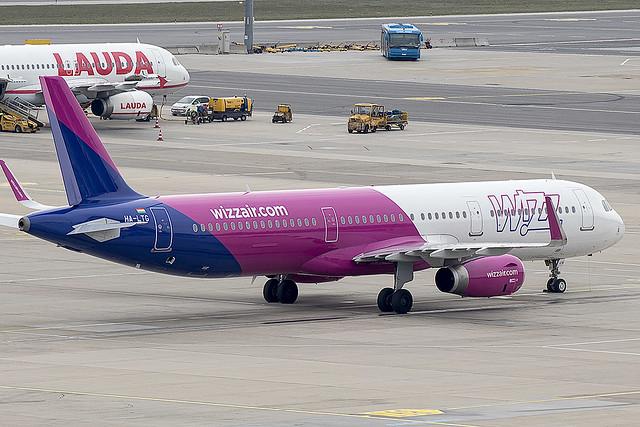 HA-LTG | Wizz Air | Airbus A321-123(WL) | CN 8644 | Built 2019 | VIE/LOWW 05/04/2019