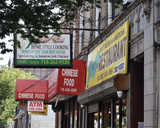 Chinese Food - West Indian & American