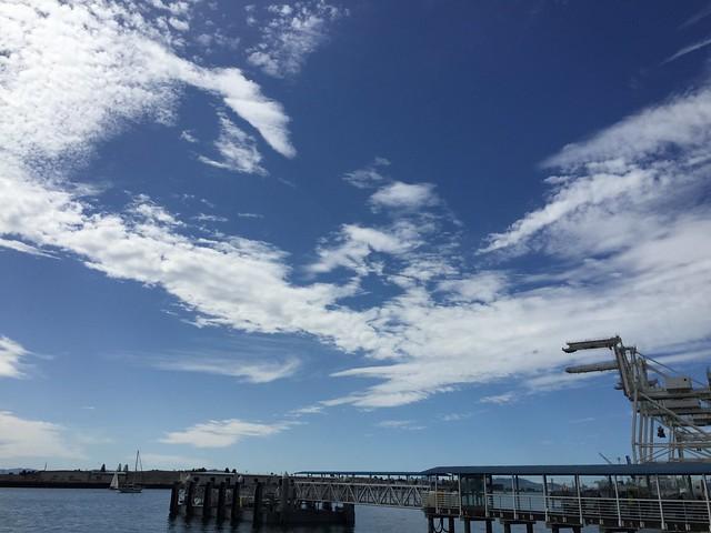 Oakland ferry terminal