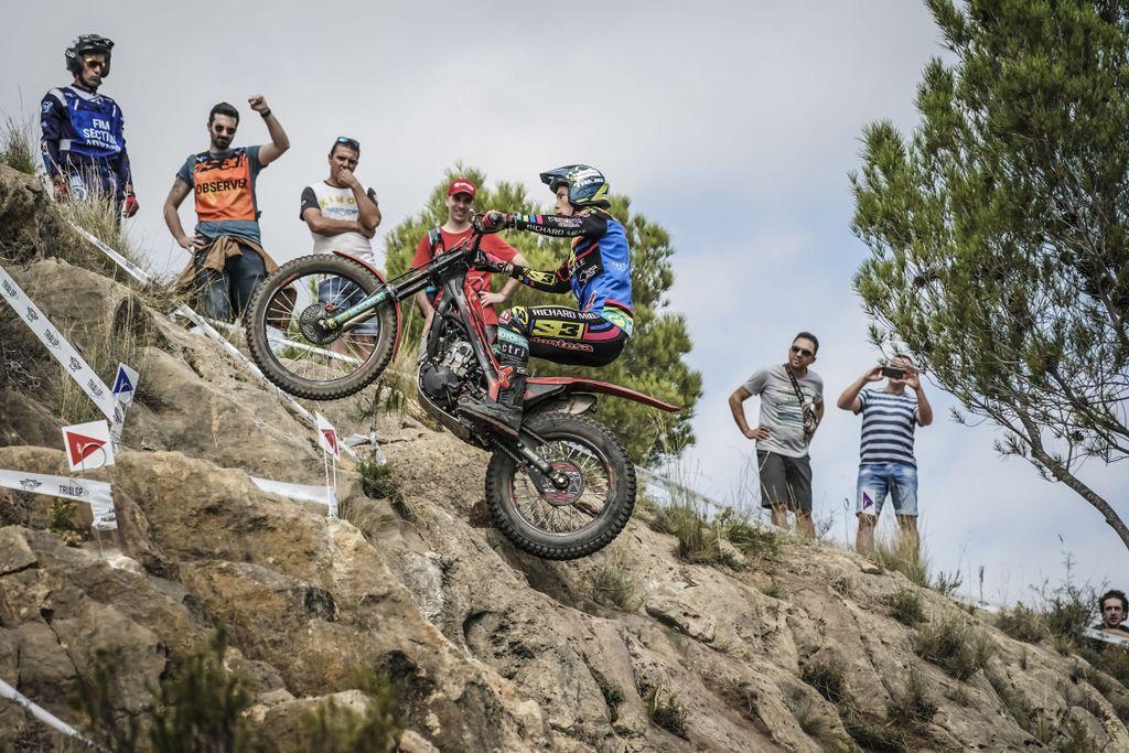 Mundial TrialGP 2019, España, La Nucía
