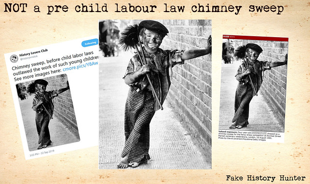 NOT a pre child labour law chimney sweep