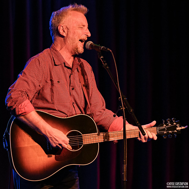 Billy Bragg Performs at The Birchmere
