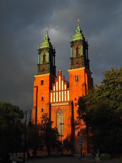 Poznan Cathedral (September)