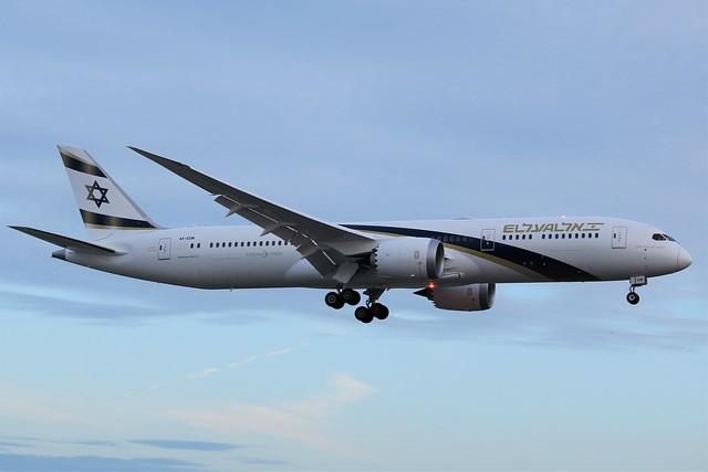 EL-AL Isreal Airlines