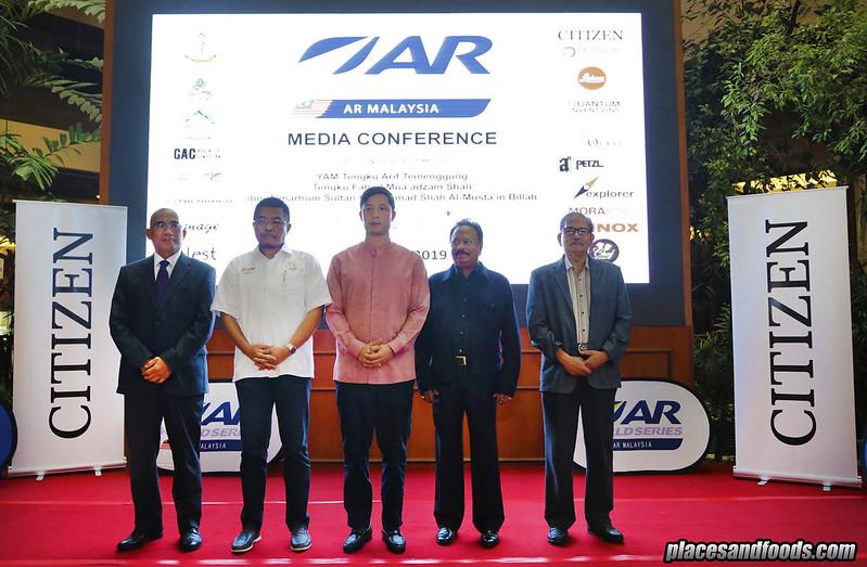 ar world series malaysia event
