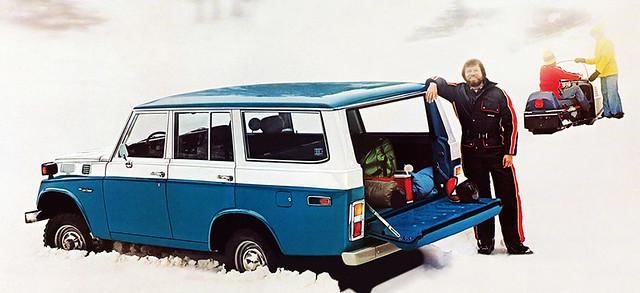 Toyota Land Cruiser (51) '1967–79