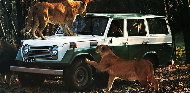 Toyota Land Cruiser (50) '1967–79