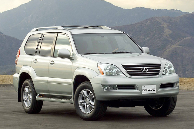 Toyota Land Cruiser (202) '2007–pr