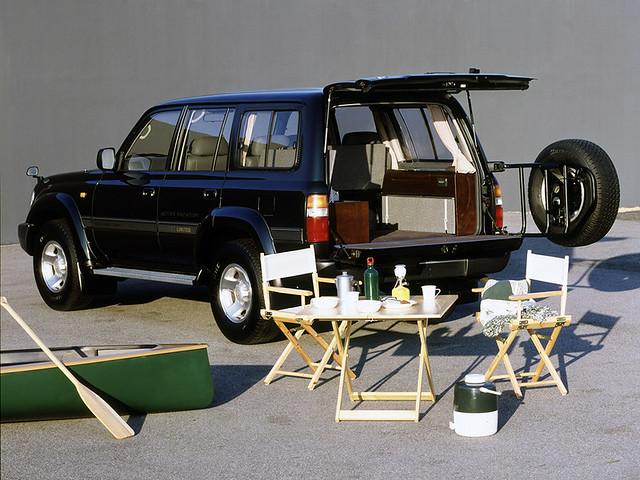 Toyota Land Cruiser (81) '10.1989–2007