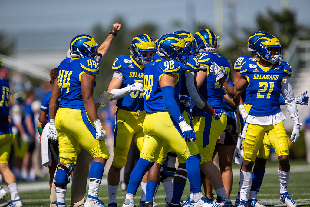 Blue Hens get ready for Power Five showdown against the Pitt Panthers