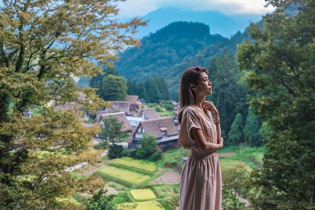 Toyama Gokayama Gassho Village