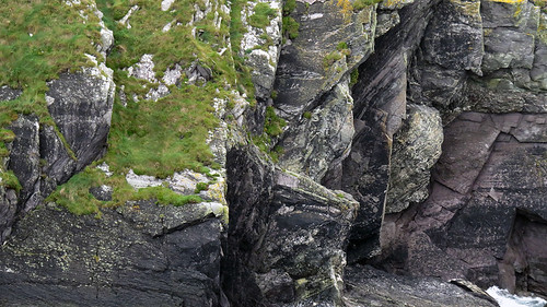 The cliffs at Galley Head, Ireland