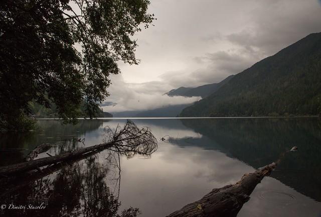 Crescent Lake morning