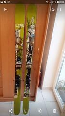 Lyže Line Sick Day 95,vázání Marker Griffon 13 - titulní fotka