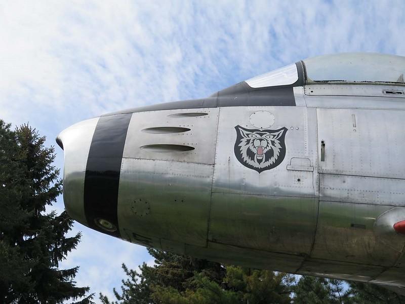 Canadair Sabre Mk.V 00052