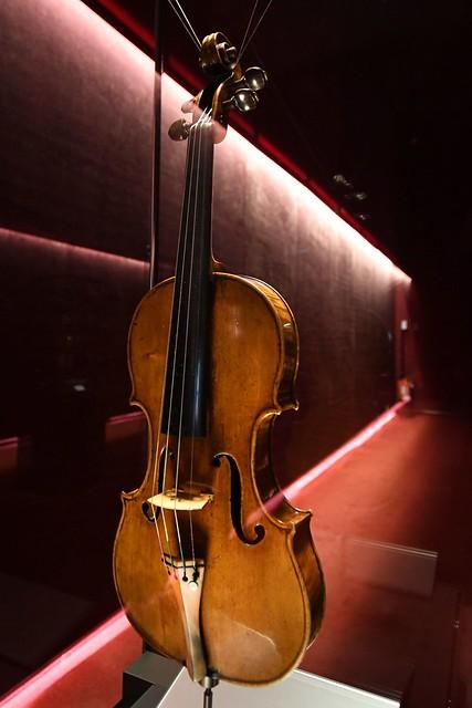 Cremona, Museo del Violino, Giuseppe Guarneri