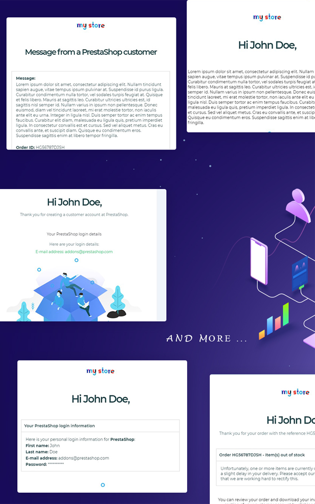 Leo Fuho - Stunning Designs Email Templates