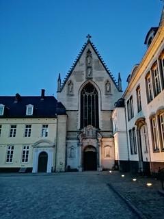 Abadía de la Cambre. Paraíso perecedero.