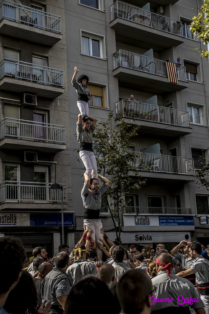 Actuació Festa Major d'Esplugues, 22 de Setembre de 2019, Esplugues de Llobregat