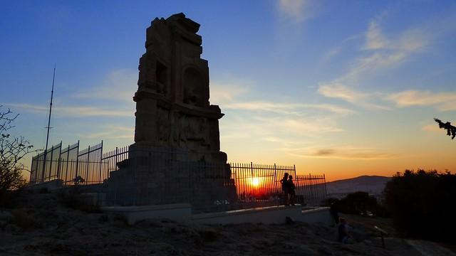 Philopappos Monument (Μνημείο Φιλοπάππου) 🇬🇷