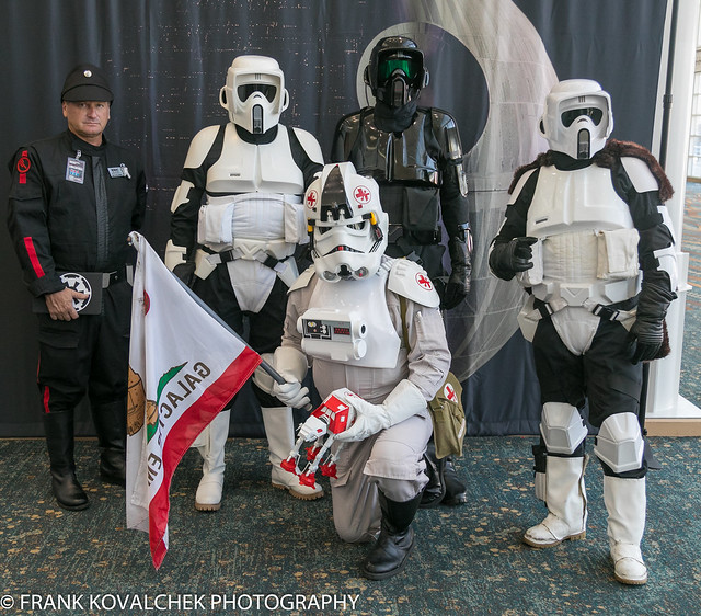 Cosplayer(s) at the 2019 LBCC - Saturday